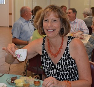 Tea Event at St. Andrew's Lutheran Church - San Mateo